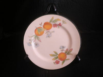 Cloverleaf Peaches and Cream Side Plate