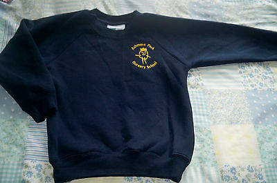 ASHMORE PARK NURSERY Back to SCHOOL SWEATSHIRT*New*26""
