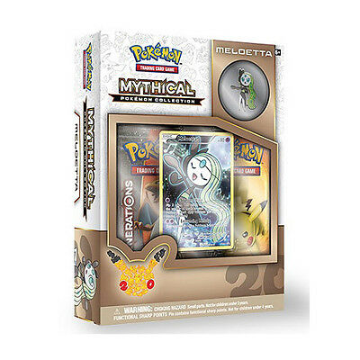 Pokemon TCG Meloetta Mythical Collection