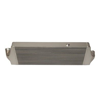 Mk2 Ford Focus ST ST225 stage 1 Silver Finish Alloy Front Mount Intercooler