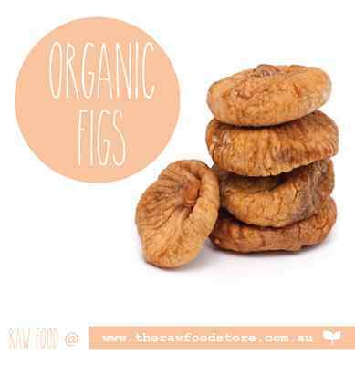 Dried Figs - Organic - 500grams