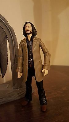 Sirius Black Harry Potter figure, with archway and veil