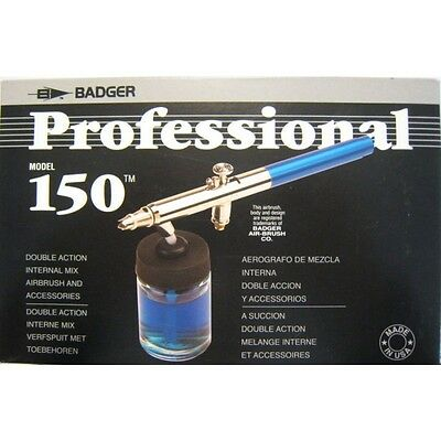Badger 150 Set im Karton 600 025 Airbrush Pistole 150-7
