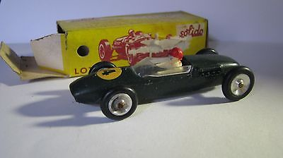 Lotus F1 Solido in scala 1:43