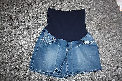 Oh Baby! By Motherhood Denim shorts- Size Small