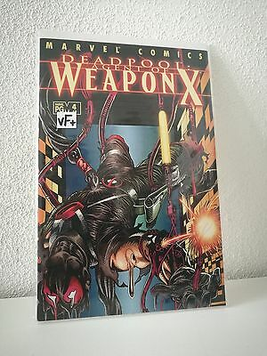 Deadpool Vol.1 #60 (1997) VF+