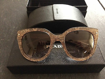 Prada Milano original Sonnenbrille SPR 170 case TOP Sunglasses