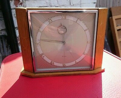 Kienzle clock 8 day wind up