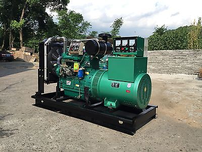 New 50000W 50Kw 1 or 3 Phases 50hz/60hz Diesel Powered Generator Shipped By Sea