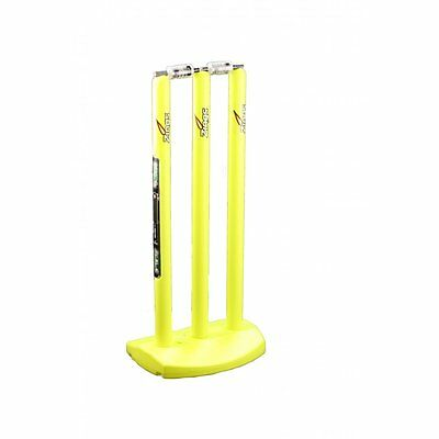 Zings Flashing Cricket Stumps - Batteries Included