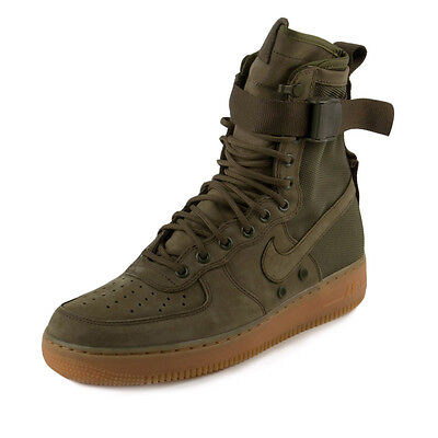 Nike Mens SF AF1 Special Field Air Force 1 Faded Olive 859202-339