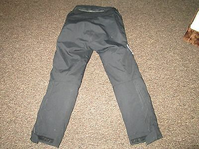 Reviti Armoured Motorcycle Trousers Size Medium.