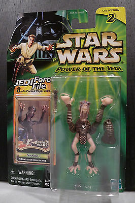 Star Wars - 2000 Power Of The Jedi Sebulba (Boonta Eve Challenge) Figure