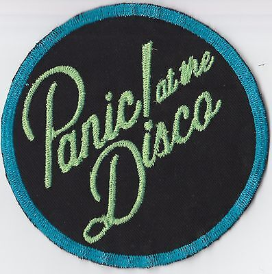 Panic! at the Disco Embroidered Patch