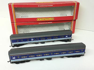 Hornby OO Gauge BR Mk 2 Coaches - Scotrail x2