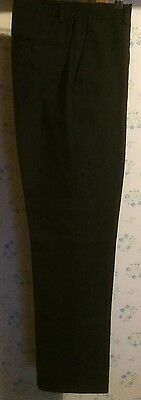 One Up Ladies Golf Trousers. Size 10. Wool/polyester Mix