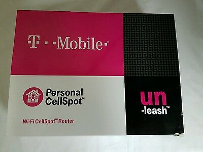 ASUS T-Mobile TM-AC1900 Personal CellSpot Wi-Fi Router