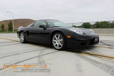 2005 Acura NSX Base Coupe 2-Door 2005 Acura