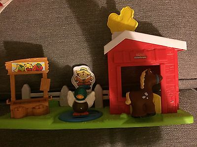 Fisher Price Little People Small Farm
