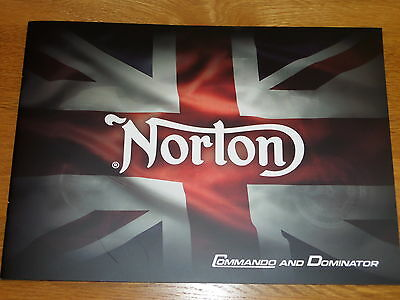 Norton Range Sales Brochures 2017-1 - Extremely Rare