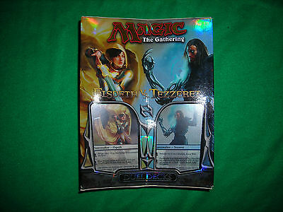 magic the gathering elspeth vs tezzeret duel deck sealed german
