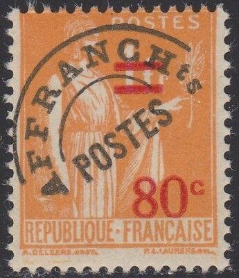 Preo. N° 74**  Type Paix Surcharge