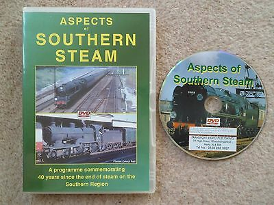 Aspects of Southern Steam - DVD - Transport Video Publishing