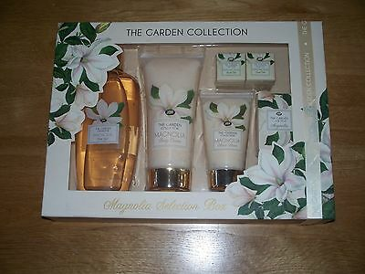 Boots Gift Set  - The Garden Collection - Magnolia Selection Box - Brand New