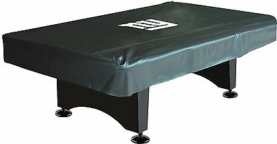 NFL New York Giants 8 ft  Fitted Leatherette Pool Table Cover w/ FREE Shipping