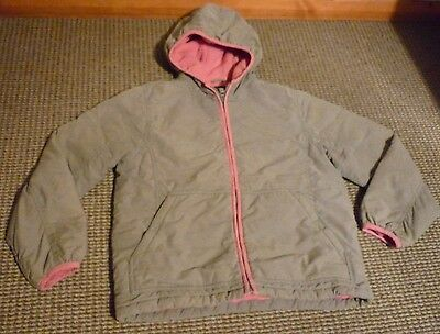 Mini Boden Girls Coat age 11-12yrs  Fleece Lined