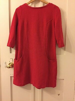 boden Dress, Red, Size 14