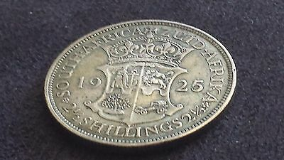 South African Shilling 1925 coin