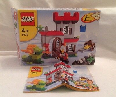 LEGO 5929 Knight & Castle Building Set with Dragon