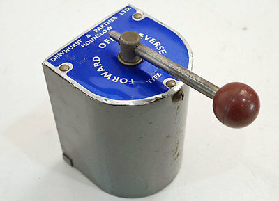 Dewhirst drum switch for Myford lathes