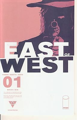 East of West 1 NM 2nd Print