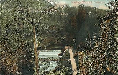 Cookstown Loughry Waterfall