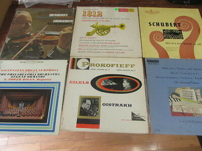 Zino Francessatti-Ormandy-Saint Saens Organ symphony and More  Lot 71
