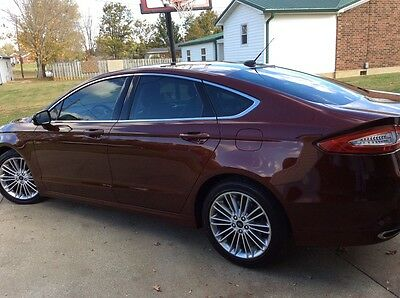 2015 Ford Fusion  2015 ford fusion