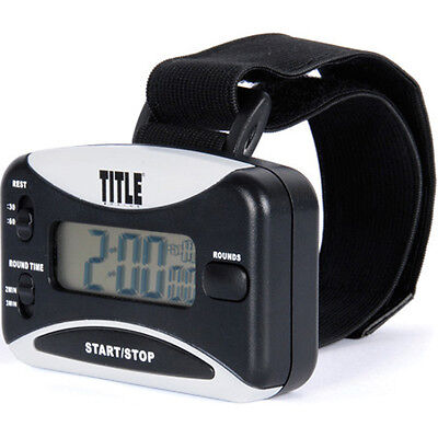 Title Boxing Personal Timer