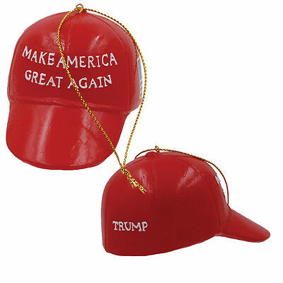 Donald Trump Hat Ornament MAGA  (Back in stock December 15)  BUY NOW
