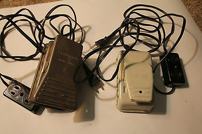 Sewing Machine Foot Controllers / Foot Pedals (2)