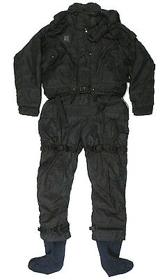Mustang MSD900 3-Piece Tactical Immersion Work Suit Size Large US Navy SEAL NSW
