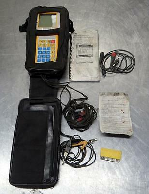 3M Dynatel 965DSP Cable Tester with Case - NO RESERVE