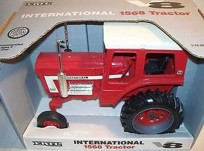 International Farmall 1568 With  V8 New In Box Special Edition
