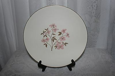 Lot of 3 Knowles Pink Dogwood by Kalla Dinner Plates