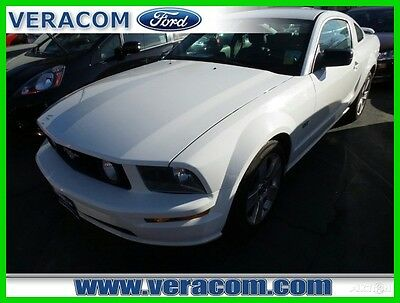 2006 Ford Mustang GT Deluxe 2006 GT Deluxe Used 4.6L V8 24V Manual RWD