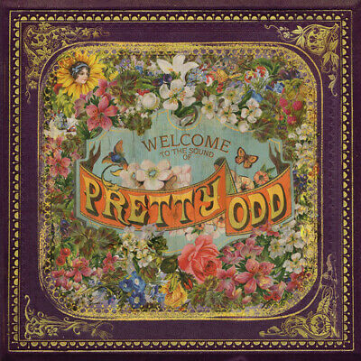 Panic! At the Disco, Panic at the Disco - Pretty Odd [New CD]