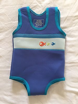 Mothercare Baby Wetsuit 12-24 Months Swimming
