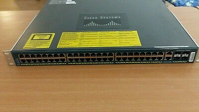 Cisco Catalyst WS-C4948-E Switch