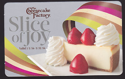 Cheesecake Factory 4 Free Slices Of Any Cheesecake You Want Jan 1 Thru March 31